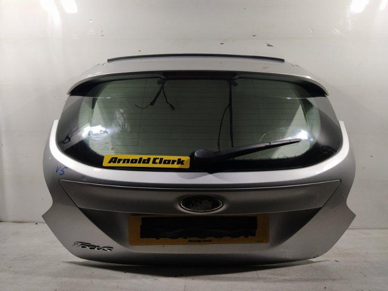 Крышка багажника Ford Focus 3 (2011>) ХЭТЧБЕК 1.6L DURATEC TI-VCT (123PS) - SIGMA 2012 (б/у)