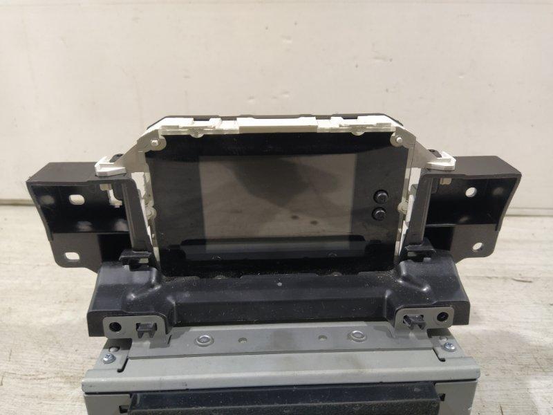 Дисплей информационный Ford Focus 3 (2011>) ХЭТЧБЕК 1.6L DURATEC TI-VCT (123PS) - SIGMA 2012 (б/у)