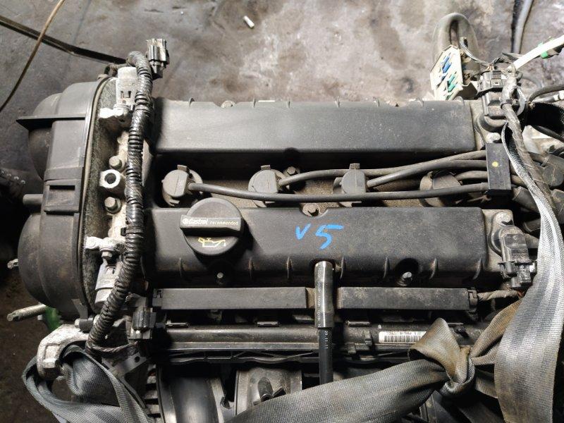 Клапанная крышка Ford Focus 3 (2011>) ХЭТЧБЕК 1.6L DURATEC TI-VCT (123PS) - SIGMA 2012 (б/у)