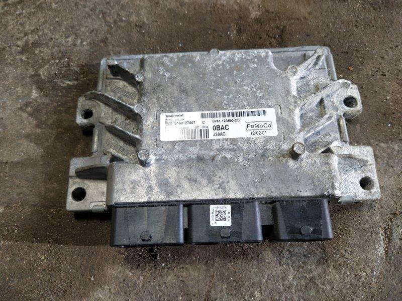 Блок управления двигателем Ford Focus 3 (2011>) ХЭТЧБЕК 1.6L DURATEC TI-VCT (123PS) - SIGMA 2012 (б/у)