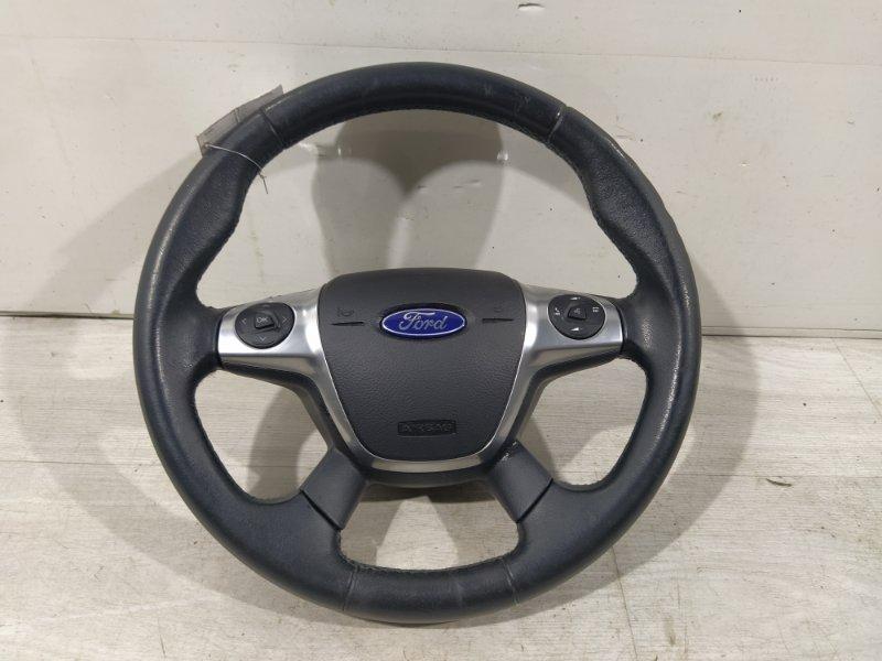 Рулевое колесо в сборе Ford Focus 3 (2011>) (б/у)