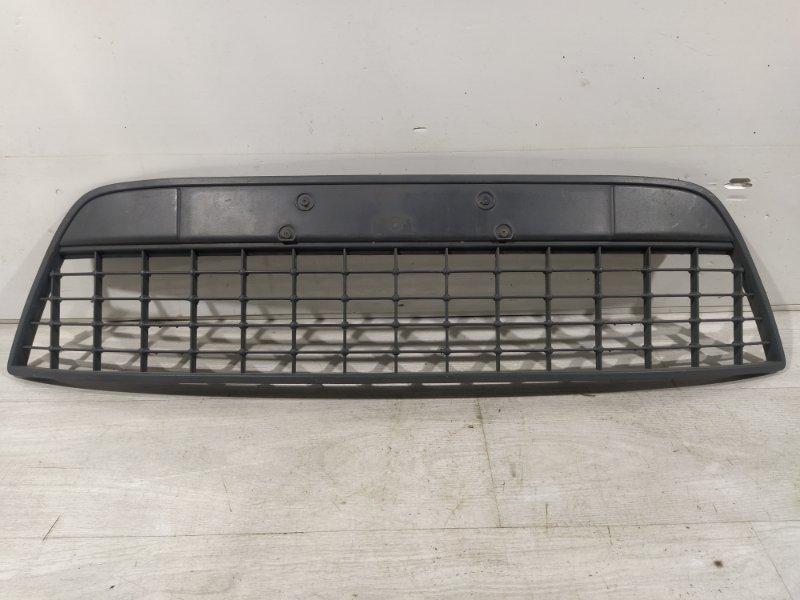 Решетка в бампер центральная Ford Mondeo 4 (2007-2014) (б/у)