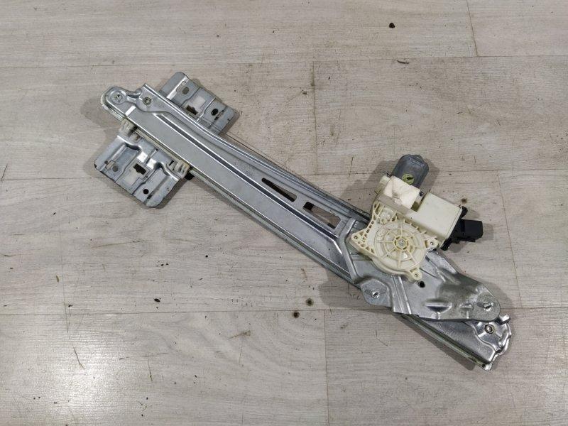 Стеклоподъёмник передний левый Ford Explorer (2011-) (б/у)