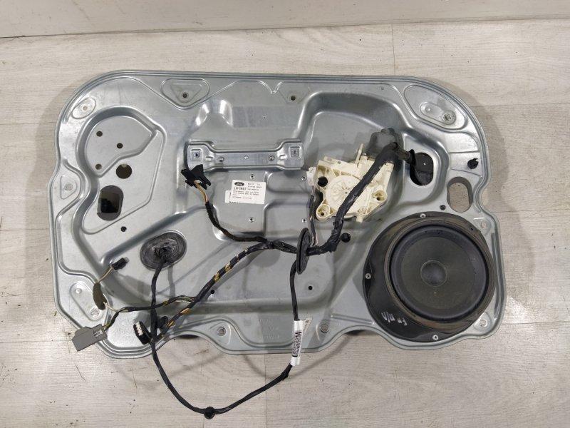 Стеклоподъёмник передний левый Ford Focus 2 2004-2008 (б/у)