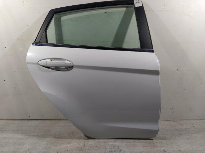 Дверь задняя правая Ford Fiesta (2008-2012) (б/у)