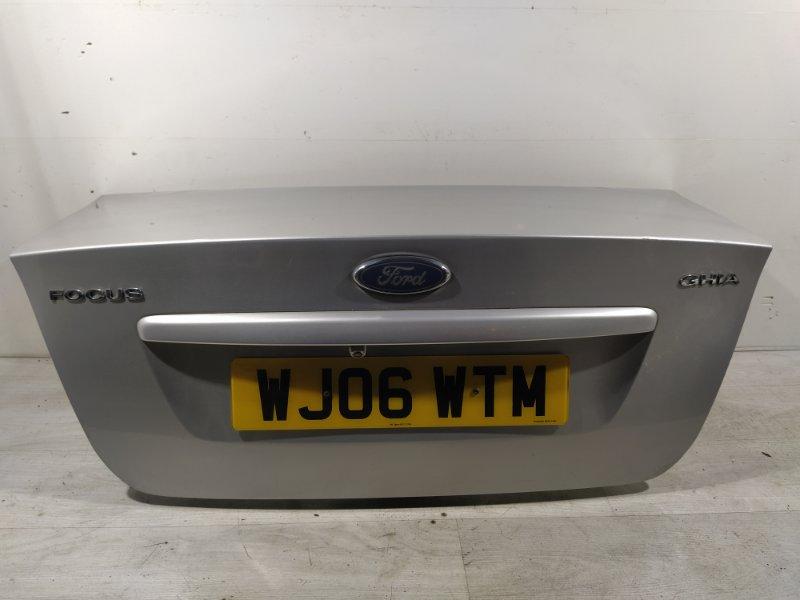 Крышка багажника Ford Focus 2 2004-2008 (б/у)