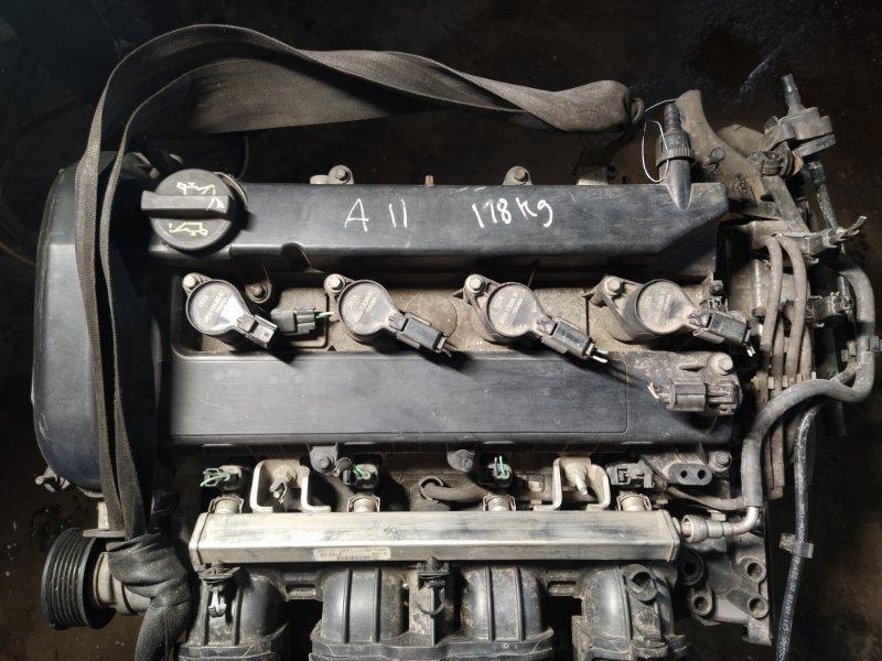 Клапанная крышка Ford Focus 2 2004-2008 (б/у)