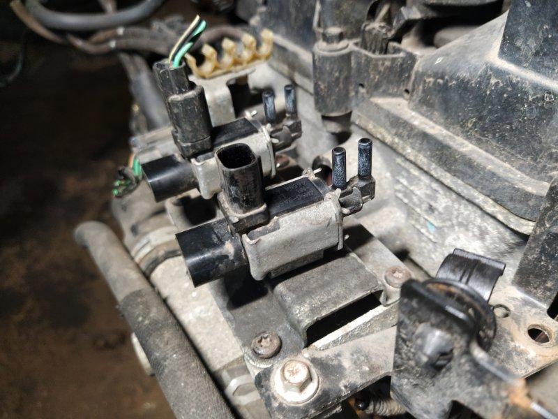 Клапан электромагнитный Ford Focus 2 2004-2008 (б/у)