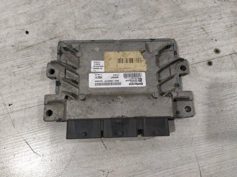 Блок управления двигателем Ford Fiesta (2012-2017) (б/у)