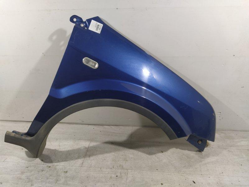Крыло переднее правое Ford Fusion 2001-2012 (б/у)
