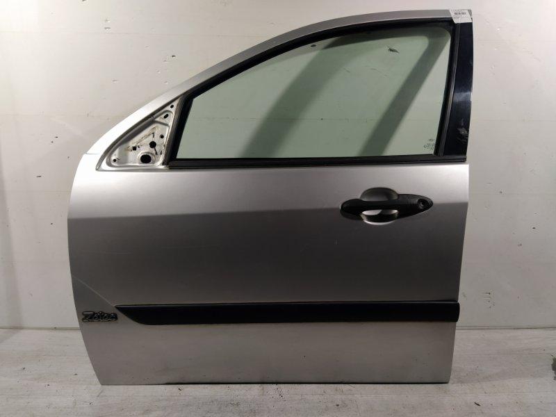 Дверь передняя левая Ford Focus 1 (1998-2005) (б/у)