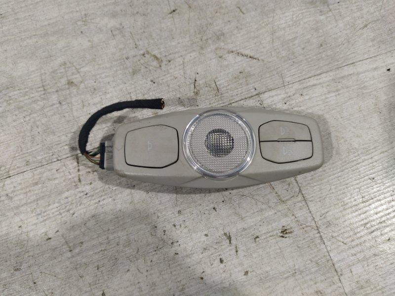 Плафон салонный Ford Mondeo 4 (2007-2014) передний (б/у)