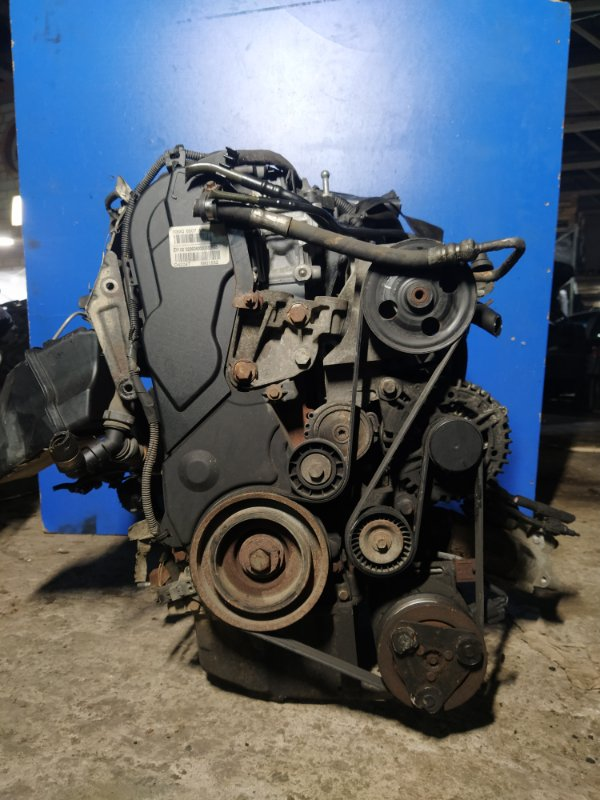 Двигатель (двс) Ford Mondeo 4 (2007-2014) (б/у)