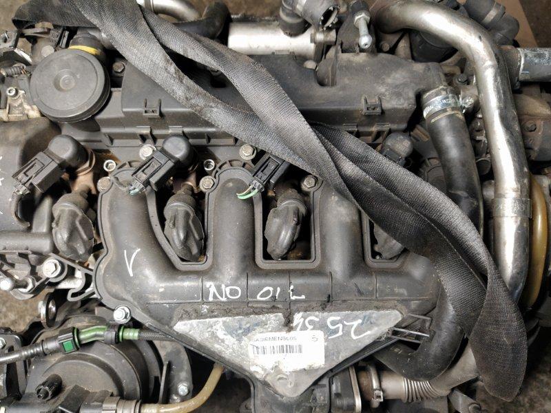 Коллектор впускной Ford Focus 2 2004-2008 (б/у)