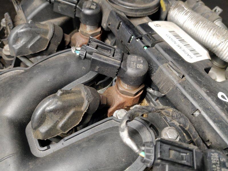 Форсунка дизельная электрическая Ford C-Max 2007-2010 (б/у)