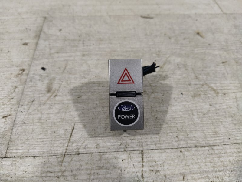 Кнопка аварийной сигнализации Ford Kuga 1 (2008-2012) (б/у)