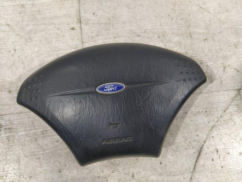 Подушка безопасности (в руль) Ford Focus 1 1998-2005 ХЭТЧБЕК 1.6L ZETEC ROCAM 2002 (б/у)