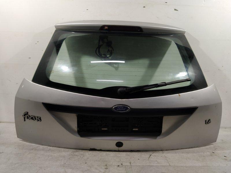 Крышка багажника Ford Focus 1 1998-2005 ХЭТЧБЕК 1.6L ZETEC ROCAM 2002 (б/у)
