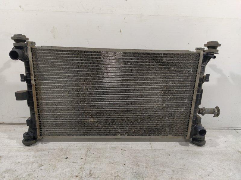 Радиатор охлаждения (основной) Ford Focus 1 1998-2005 ХЭТЧБЕК 1.6L ZETEC ROCAM 2002 (б/у)