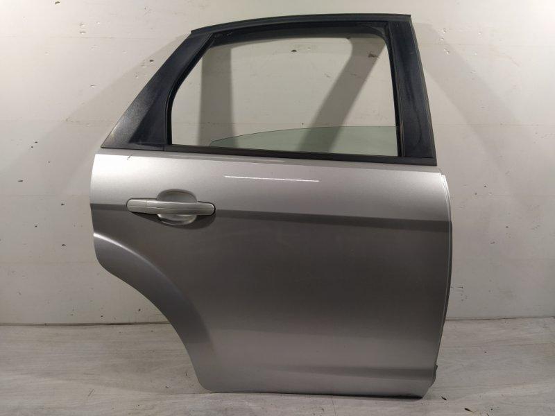 Дверь задняя правая Ford Focus 2 2008-2011 ХЭТЧБЕК (б/у)