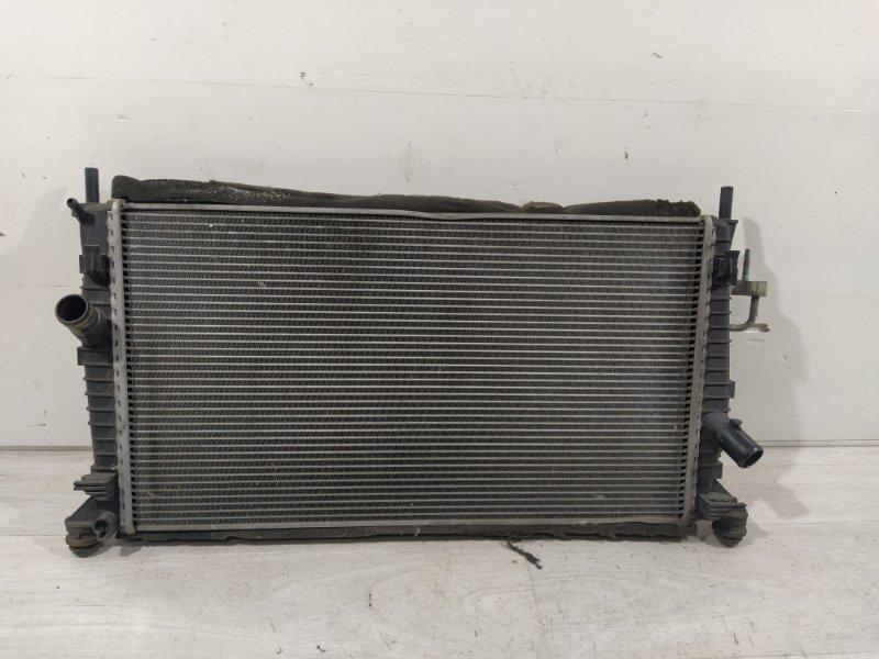 Кассета радиаторов Ford Focus 2 2008-2011 ХЭТЧБЕК (б/у)