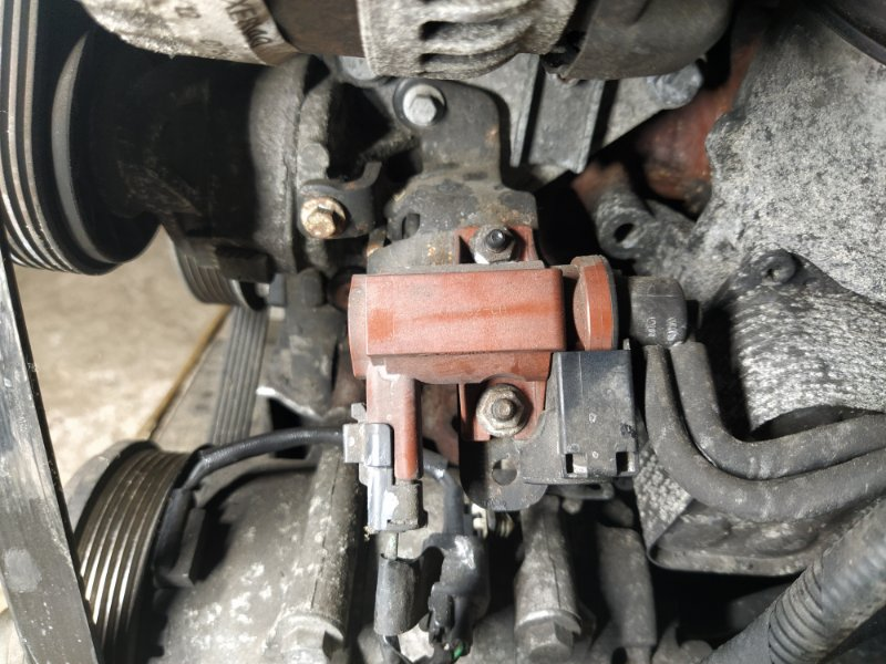 Клапан электромагнитный Ford Kuga 1 (2008-2012) (б/у)