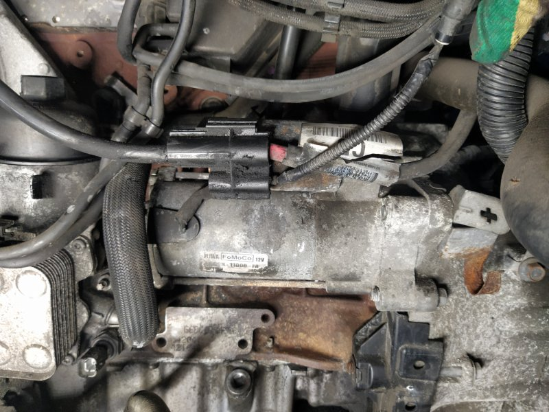 Стартер Ford Kuga 1 (2008-2012) (б/у)