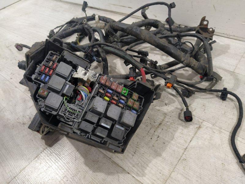 Блок предохранителей моторный Ford Mondeo 4 (2007-2014) (б/у)