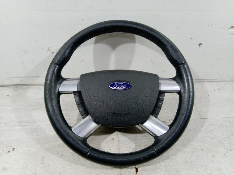 Рулевое колесо в сборе Ford Focus 2 2008-2011 (б/у)