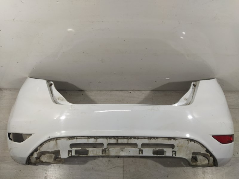 Бампер задний Ford Fiesta (2012-2017) (б/у)