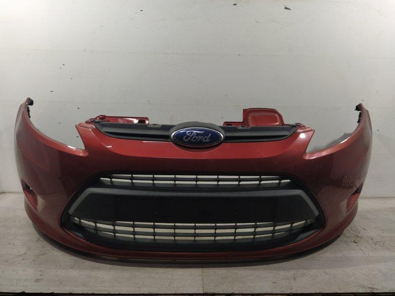 Бампер передний Ford Fiesta (2012-2017) (б/у)