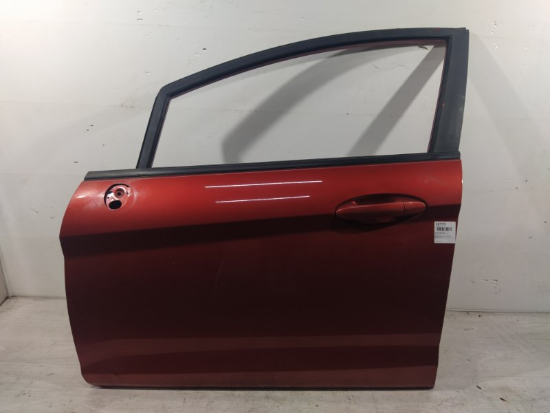 Дверь передняя левая Ford Fiesta (2012-2017) (б/у)