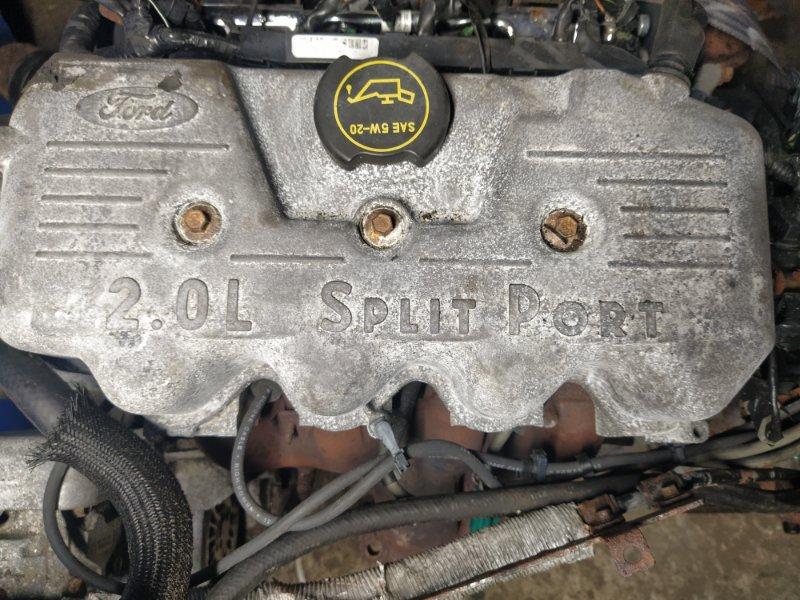 Клапанная крышка Ford Focus 1 1998-2005 2.0 SPLIT PORT 2003 (б/у)