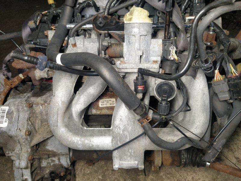 Коллектор впускной Ford Focus 1 1998-2005 2.0 SPLIT PORT 2003 (б/у)