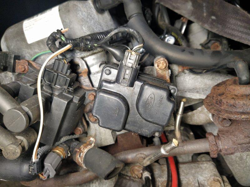 Моторчик привода заслонок отопителя Ford Focus 1 1998-2005 2.0 SPLIT PORT 2003 (б/у)