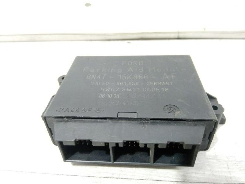 Блок управления парктрониками Ford Focus 2 2008-2011 (б/у)