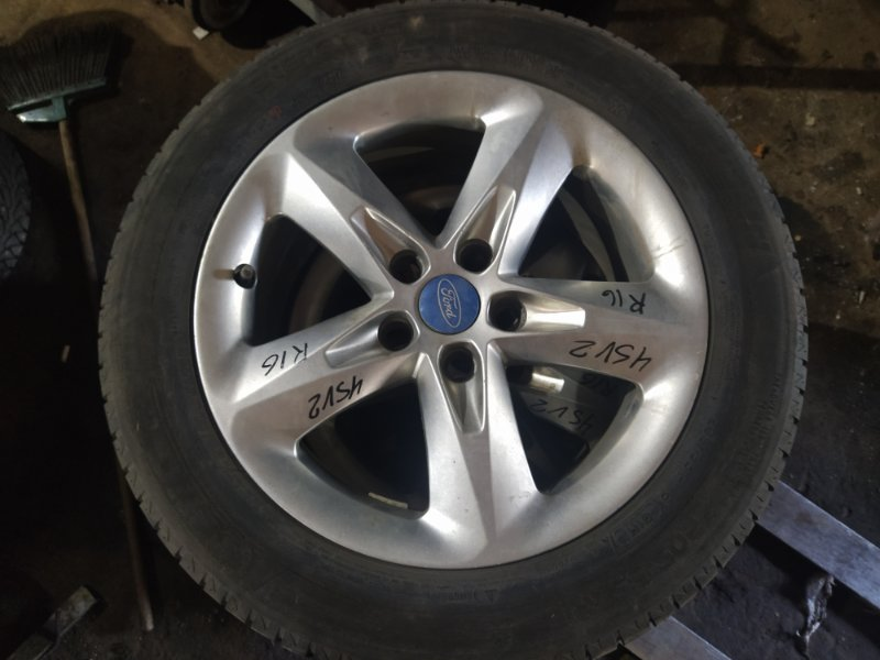 Диск литой r16 Ford Focus 2 2008-2011 (б/у)
