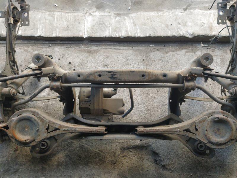 Стабилизатор задний Ford Mondeo 4 (2007-2014) СЕДАН 1.6 БЕНЗИН 2012 (б/у)