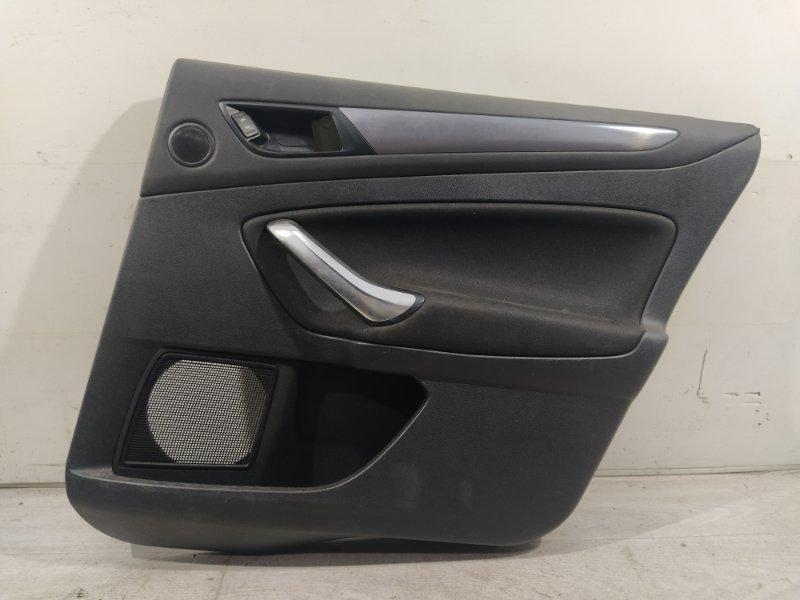 Обшивка двери задней правой Ford Mondeo 4 (2007-2014) (б/у)
