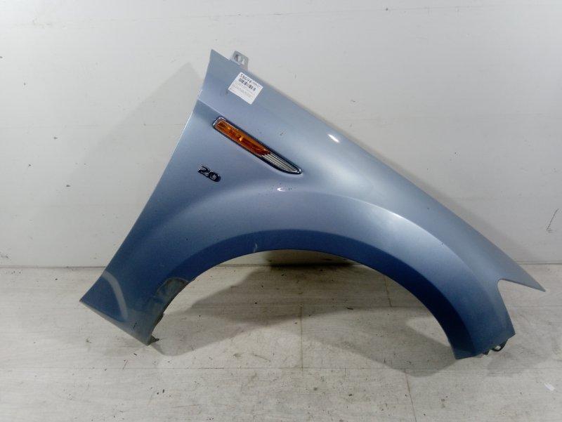 Крыло переднее правое Ford Mondeo 4 (2007-2014) ХЭТЧБЕК 2.0L DURATEC-HE (145Л.С.) 2007 (б/у)