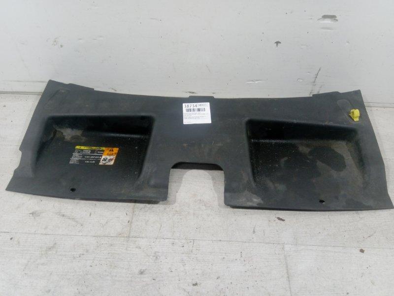 Кожух замка капота Ford Mondeo 4 (2007-2014) ХЭТЧБЕК 2.0L DURATEC-HE (145Л.С.) 2007 верхний (б/у)