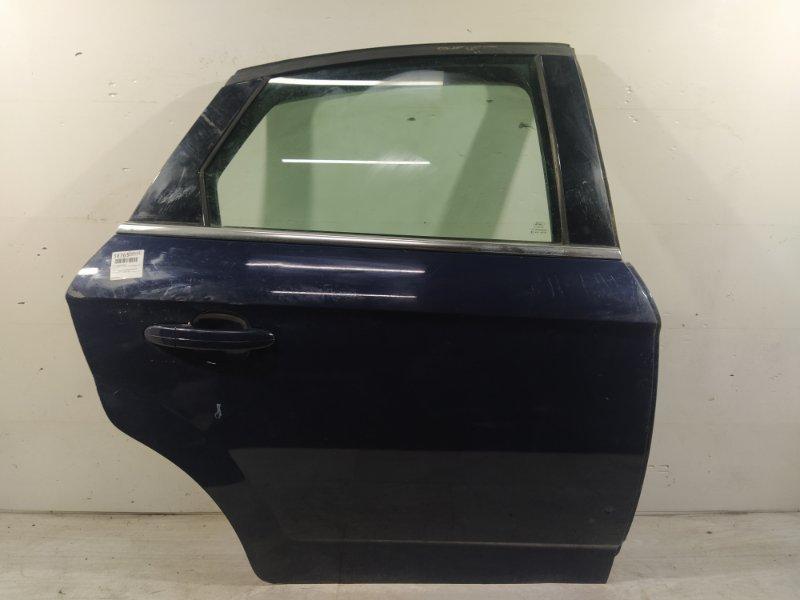 Дверь задняя правая Ford Mondeo 4 (2007-2014) ХЭТЧБЕК 2.0L DURATEC-HE (145Л.С.) 2007 (б/у)