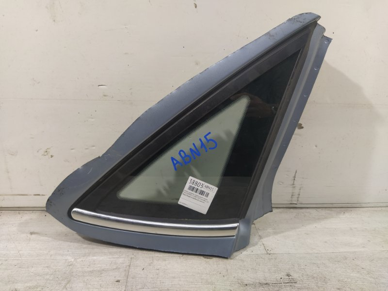 Стекло кузовное глухое заднее правое Ford Mondeo 4 (2007-2014) ХЭТЧБЕК 2.0L DURATEC-HE (145Л.С.) 2007 (б/у)