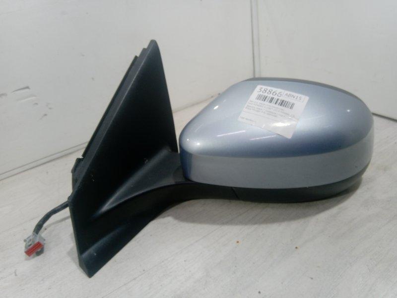 Зеркало левое (электрическое) Ford Mondeo 4 (2007-2014) ХЭТЧБЕК 2.0L DURATEC-HE (145Л.С.) 2007 (б/у)