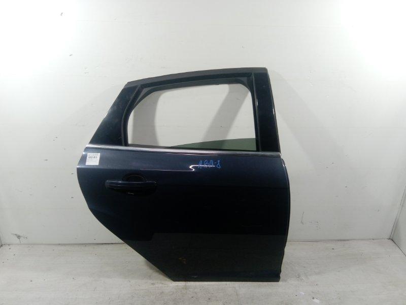 Дверь задняя правая Ford Focus 3 (2011>) ХЭТЧБЕК 2.0L DURATORQ DOHC(150/163PS)-DW10C 2011 (б/у)