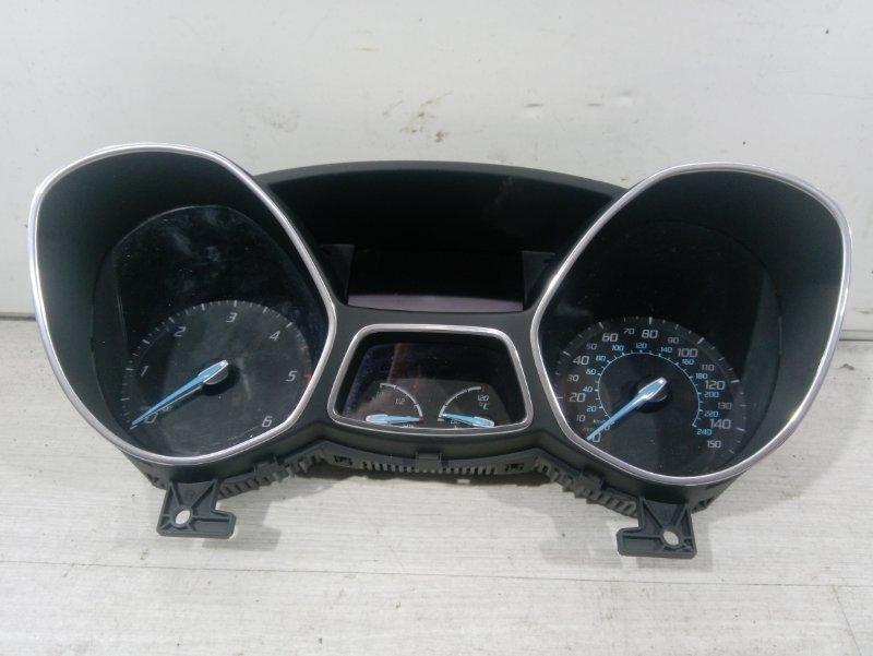 Панель приборов Ford Focus 3 (2011>) ХЭТЧБЕК 2.0L DURATORQ DOHC(150/163PS)-DW10C 2011 (б/у)