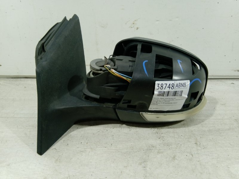 Зеркало левое (электрическое) Ford Focus 3 (2011>) ХЭТЧБЕК 2.0L DURATORQ DOHC(150/163PS)-DW10C 2011 (б/у)