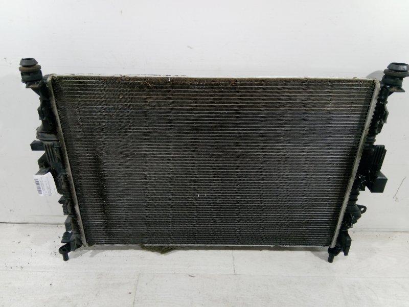 Радиатор охлаждения (основной) Ford Focus 3 (2011>) ХЭТЧБЕК 2.0L DURATORQ DOHC(150/163PS)-DW10C 2011 (б/у)