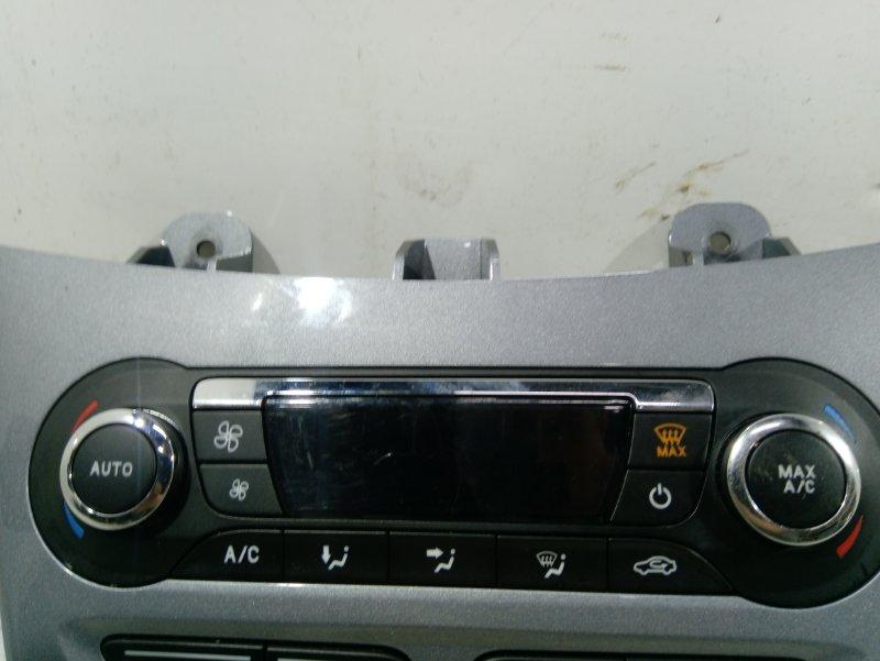 Блок управления климат-контролем Ford Focus 3 (2011>) ХЭТЧБЕК 2.0L DURATORQ DOHC(150/163PS)-DW10C 2011 (б/у)