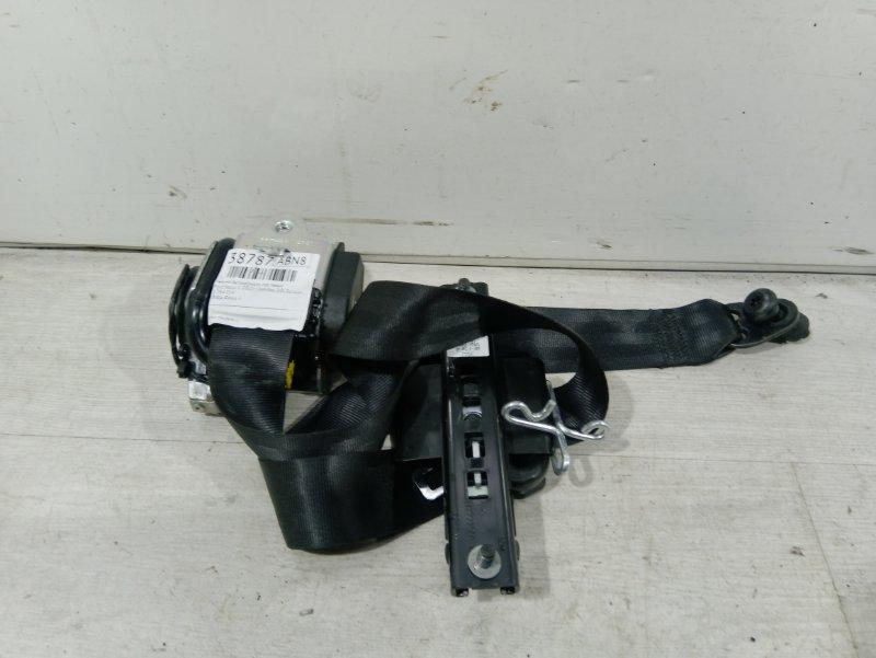 Ремень безопасности пер левый Ford Focus 3 (2011>) ХЭТЧБЕК 2.0L DURATORQ DOHC(150/163PS)-DW10C 2011 (б/у)